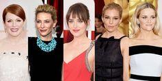 ¿Quiénes han sido las más guapas de la alfombra roja de los #Oscars2015?