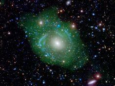 A Cosmic Behemoth Hides in Plain Sight