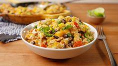 Cheesy Tex-Mex Cauli Rice