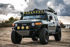 Fj Cruiser Off Road, Fj Cruiser Parts, Fj Cruiser Mods, Toyota Cruiser, Custom Fj Cruiser, Fj Cruiser Accessories, Overland Truck, Best Luxury Cars, Offroad