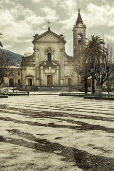 """la """"grandineve"""" Calabria, Italy"""