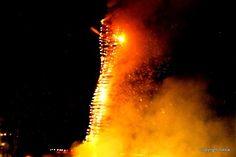 Fireworks begin at Fiesta de San Miguel