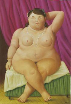 by Fernando Botero