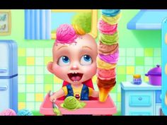 Naughty Baby - Playtime Fun With Baby Boss - Care & Dress Up - Baby Care...