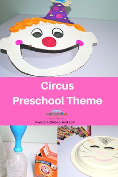 This Circus Theme page includes preschool lesson plans, activities and Interest Learning Center ideas for your Preschool Classroom! Preschool Centers, Preschool Themes, Preschool Classroom, Classroom Activities, Preschool Circus Theme, Lesson Plans For Toddlers, Kindergarten Lesson Plans, Preschool Lessons, Preschool Quotes