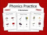 CVC Word Phonics product from Sensational-Homeschooling on TeachersNotebook.com