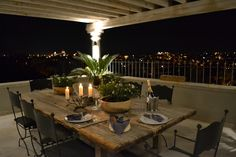 Roof Top Dining