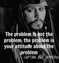 Movie quote Jack Sparrow. Pirates of the Carribean
