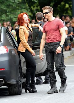 Natasha Romanoff, Clint Barton || The Avengers || 736px × 1,024px || #clintasha