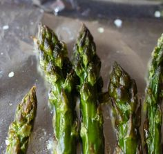 asparagus from Round the Bend farm
