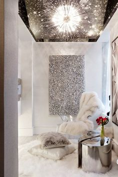 1000 Ideas About Glitter Walls On Pinterest Girl