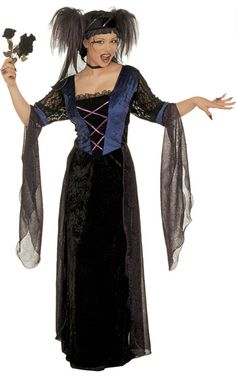 Gothic Kostüm