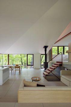21 Best Japanese Minimalist Houses Images House Design