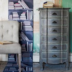 Hardy Wooden Chest of Drawers