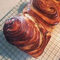 コーヒーシート食パン coffee bread