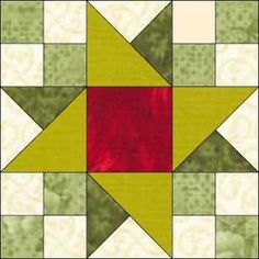 idea for barn quilt Barn Quilt Designs, Barn Quilt Patterns, Pattern Blocks, Quilting Designs, Colchas Quilting, Quilting Projects, Star Quilt Blocks, Star Quilts, Painted Barn Quilts