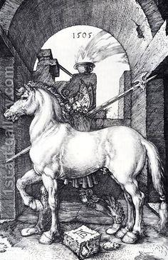Albrecht Durer:The Small Horse