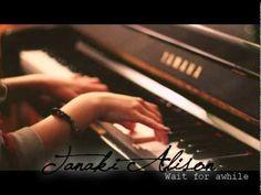 Tanaki Alison - wait for awhile (piano)