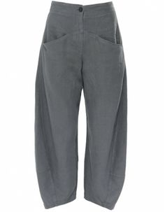 Oska Shadow Geli Linen Trousers
