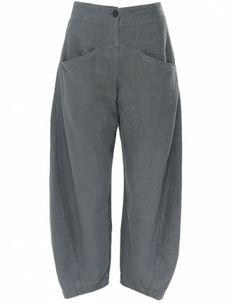 Oska Shadow Geli Linen Trousers