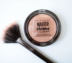 Maybelline Master Chrome Highlighter: This highlighter is so beautiful! Super blinding, super creamy, super affordable!