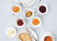 Homemade Jam, Jelly And Preserve Recipes