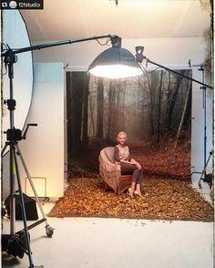 Very nice BTS @f2fstudio!! ---------- Repost @f2fstudio: Уж осень близится.... Added by us: #behindthescenes #bts #backstage #studio #studiophotography #fashion #fashionphotography #setdesign #model #setlife #famousbtsmagazine #famousbtsmag