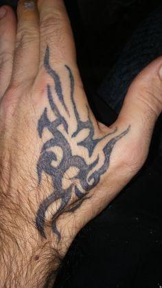 10 Tribal Hand Tattoos For Men 7 Tattoos Hand Tattoos Tattoos