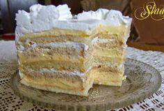 Vrhunski recepti: Bela plazma torta