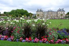 No visit to Paris would be complete without a trip to the Luxembourg gardens, home to the French Senate (pictured). In spring and summer, the beautifully-landscaped grounds are a perfect place for a stroll…