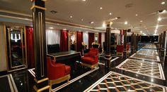 Opera Nile cruise lounge
