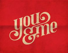 Type inspired #design