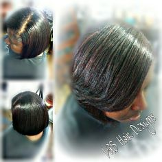 No weave, relaxer and style