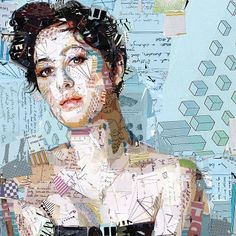 derek gores collage - Bess Rogers cd cover
