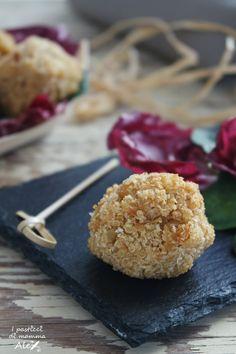 Polpette di quinoa e ceci senza uova | I pasticci di mamma Alex