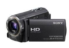Sony HDR-CX580V High Definition Handycam Camcorder (Black) - http://pixnews.net/2013/01/sony-hdr-cx580v-high-definition-handycam-camcorder-black/