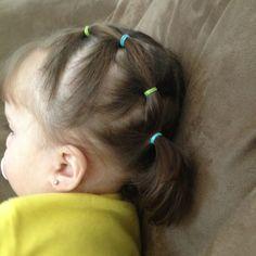 Cute toddler hair!!