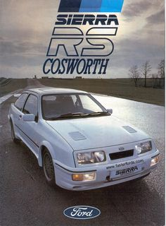 Best Sports Cars : Illustration Description Ford Sierra RS Cosworth…wanted this sooooo much! Ford Sierra, Ford Rs, Car Ford, Ford Motor Company, Cool Sports Cars, Cool Cars, Ford Motorsport, Gp F1, Ford Escort