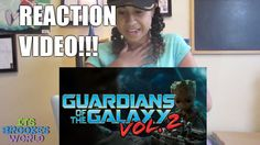 Guardians of the Galaxy 2 trailer reaction