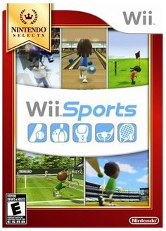 Wii game - sports