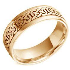 Eternal Celtic Knot Ring