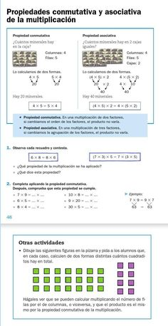 Las Mejores 7 Ideas De Propiedad Distributiva Y Asociativa Propiedad Distributiva Propiedades De La Multiplicacion Matematica Ejercicios