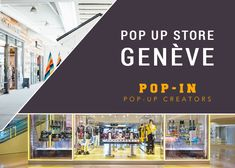 Forget the hassle of finding a pop-up store in Genève for your brand. We are here to save your precious time by helping you find & book the best pop-up store. Visit us today! Pop Up, Retail Design, Geneva, Stores, Forget, City, Book, Popup, Cities
