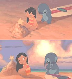 I always want to go see you but i end up like stiche.to afraid .on how you will react . Disney Pixar, Disney Animation, Disney And Dreamworks, Disney Art, Disney Mickey, Lelo And Stich, Lilo And Stitch 2002, 626 Stitch, Up Book