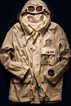 C.P. Company Goggle Jacket