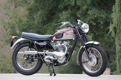 Triumph Motorcycles | 1961 Triumph TR6C Sun & Fun Motorsports 155 Escort LN, Iowa City, Iowa 319-338-1077
