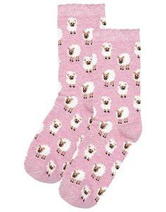 All Over Sheep Socks