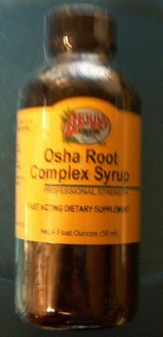 Herbs Etc. - Osha Root Cough Syrup 4 oz by Herbs Etc. $13.60. HerbsEtc - Osha Root Complex Syrup Professional Strength, 4 Oz.