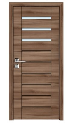 Top 50 Modern Wooden Door Design Ideas You Want To Choose Them For Your Home - Engineering Discoveries Wooden Front Door Design, Wooden Front Doors, House Front Design, Pooja Room Door Design, Door Design Interior, Window Design, Modern Wooden Doors, Cuisines Design, Civil Engineering