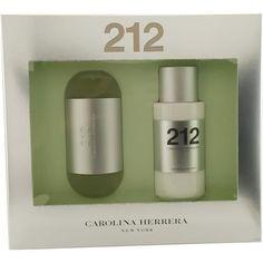 Carolina Herrera Gift Set 212 By Carolina Herrera